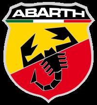 Logo marki Abarth