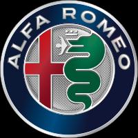 Logo marki Alfa Romeo