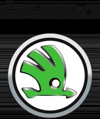 Logo marki Škoda