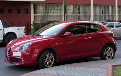 Alfa Romeo MiTo 955 Facelifting