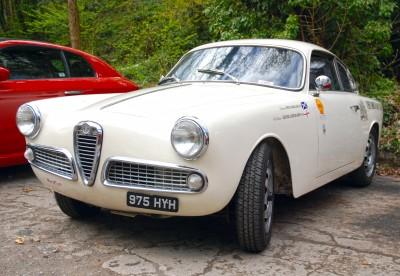 Alfa Romeo Giulia 105