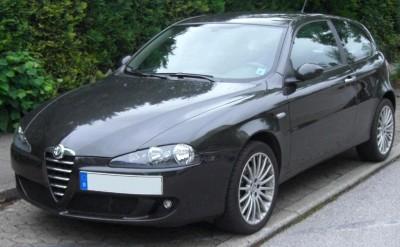 Alfa Romeo 147 I Facelifting