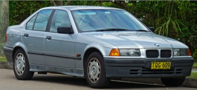 BMW Seria 3 E36