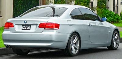 BMW Seria 3 E90/E91/E92/E93