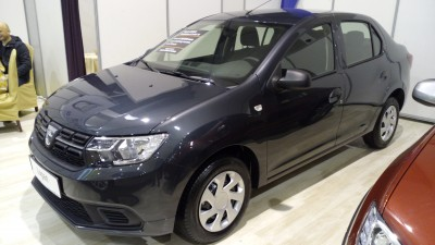 Dacia Logan II Facelifting