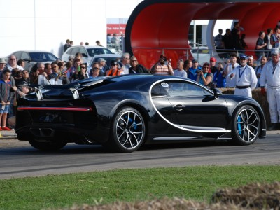 Bugatti Chiron I