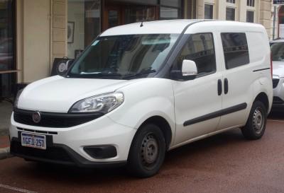 Fiat Doblo II Facelifting