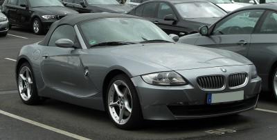 BMW Z4 E85/E86 Facelifting