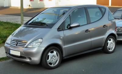 Mercedes-Benz Klasa A W168