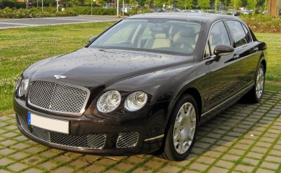 Bentley Continental Flying Spur II Facelifting