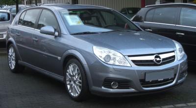 Opel Signum C Facelifting