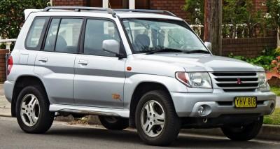 Mitsubishi Pajero Pinin I