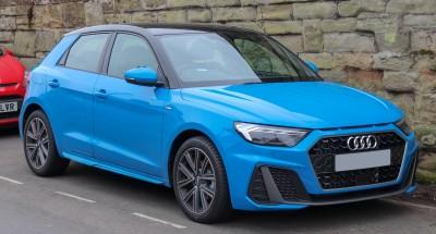 Audi A1 II