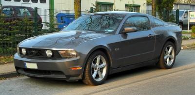 Ford Mustang V Facelifting