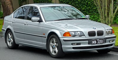 BMW Seria 3 E46 Facelifting