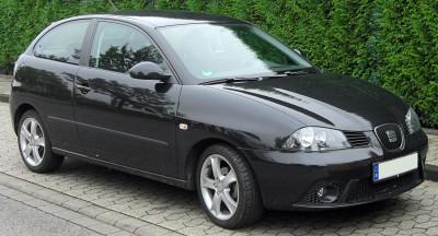 SEAT Ibiza III Facelifting