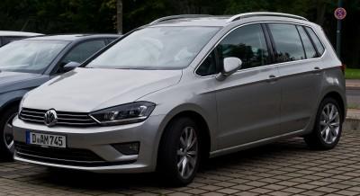 Volkswagen Golf Sportsvan I