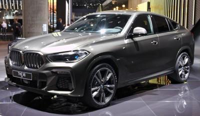 BMW X6 G06 (3 generation)