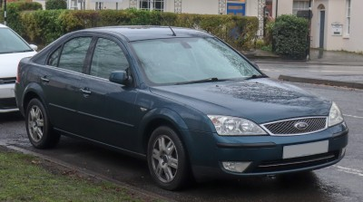 Ford Mondeo III Facelifting