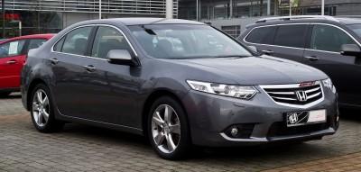 Honda Accord VIII Facelifting