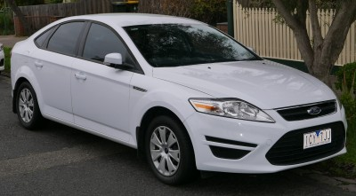 Ford Mondeo IV Facelifting