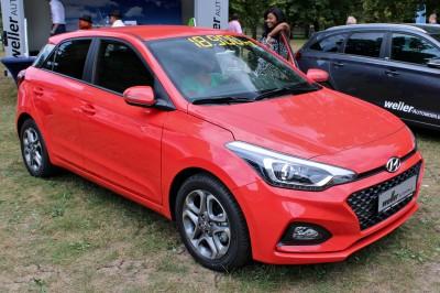 Hyundai i20 II Facelifting