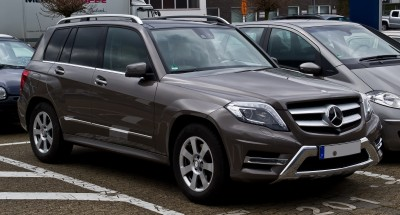 Mercedes-Benz GLK X204 Facelifting