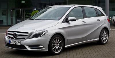 Mercedes-Benz Klasa B W246