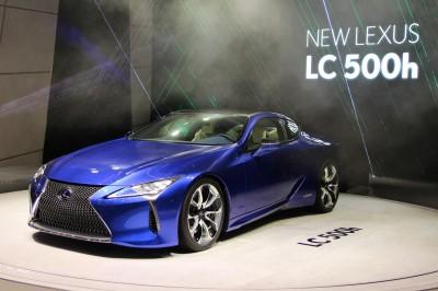 Lexus LC I