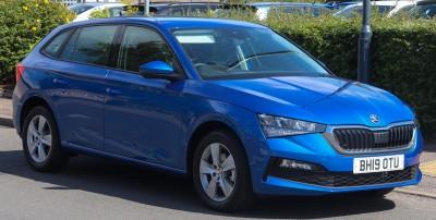 Škoda Scala I