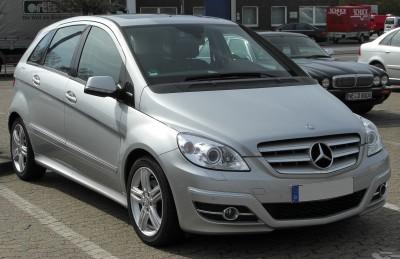 Mercedes-Benz Klasa B W245 Facelifting