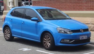 Volkswagen Polo V Facelifting