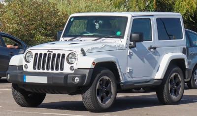 Jeep Wrangler JK Facelifting