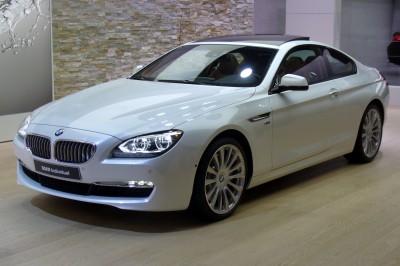 BMW Seria 6 F06/F12/F13