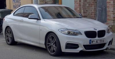 BMW Seria 2 F22/F23