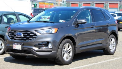 Ford Edge II Facelifting