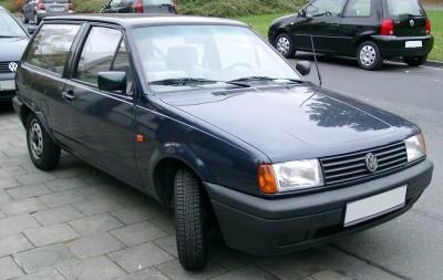 Volkswagen Polo II Facelifting