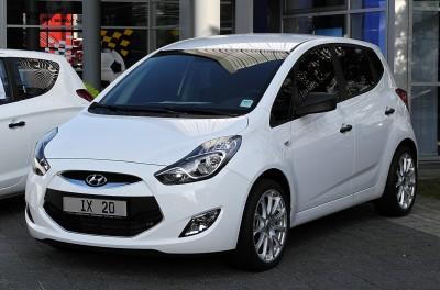 Hyundai ix20 I
