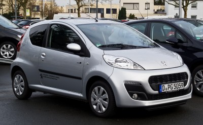 Peugeot 107 I 2 Facelifting