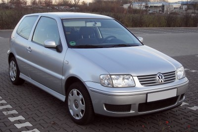 Volkswagen Polo III Facelifting