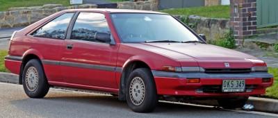 Honda Accord III