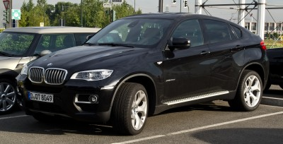 BMW X6 E71 Facelifting