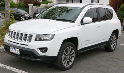Jeep Compass I 2 Facelifting