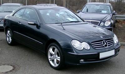 Mercedes-Benz CLK C209