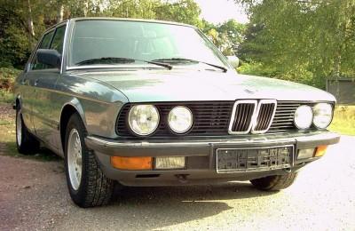 BMW Seria 5 E28