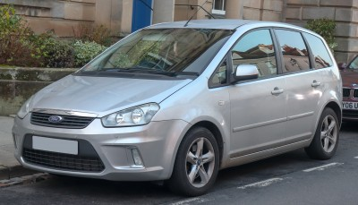 Ford C-Max I Facelifting
