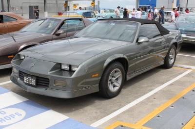 Chevrolet Camaro III