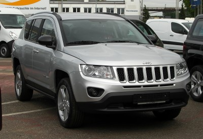 Jeep Compass I Facelifting