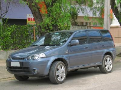 Honda HR-V I Facelifting