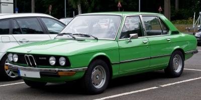 BMW Seria 5 E12